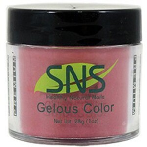 SNS GELous Color Dipping Powder - CAPE COD CRANBERRY #179 1 oz. (SNS#179)