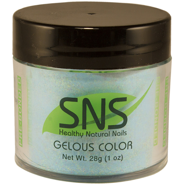 SNS GELous Color Dipping Powder - GENTLE BREEZES #234 1 oz. (SNS#234)