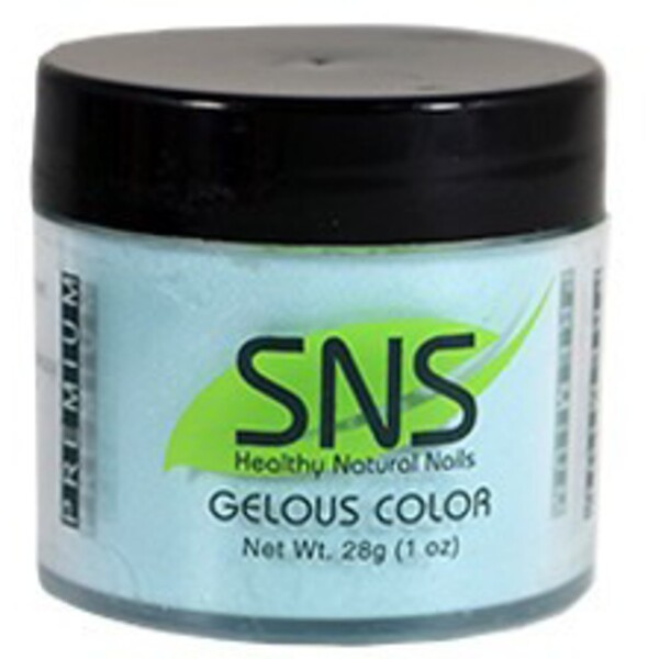 SNS GELous Color Dipping Powder - FIRST TIMER #263 1 oz. (SNS#263)