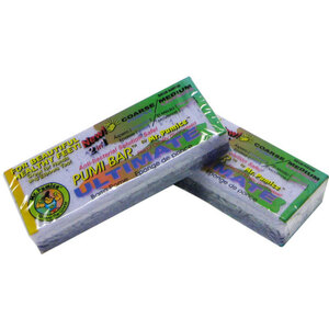Mr. Pumice Ultimate 2-in-1 Pumi Bar 2 Sides - Coarse-Purple Medium-Lavender (152)