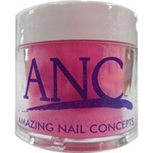 ANC Dip Powder - NEON PINK #150 1 oz. - part of the ANC Acrylic Nails Dipping System (ANC#150)
