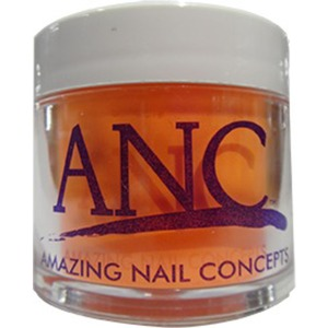 ANC Dip Powder - NEON ORANGE #149 1 oz. - part of the ANC Acrylic Nails Dipping System (ANC#149)