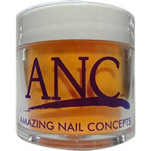 ANC Dip Powder - NEON LIGHT ORANGE #148 1 oz. - part of the ANC Acrylic Nails Dipping System (ANC#148)