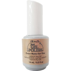 IBD Just Gel Polish - Island of Eden Collection - Coco-Nuts For You 0.5 oz. #65411 (#65411)