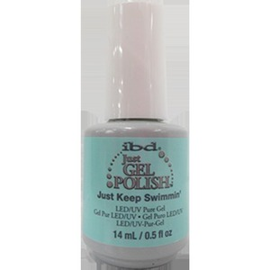 IBD Just Gel Polish - Island of Eden Collection - Just Keep Swimming 0.5 oz. #65418 (#65418)