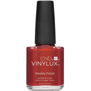 CND Vinylux Polish - Fall 2016 Craft Culture Collection - Hand Fired 0.5 oz. - 7 Day Air Dry Nail Polish ()