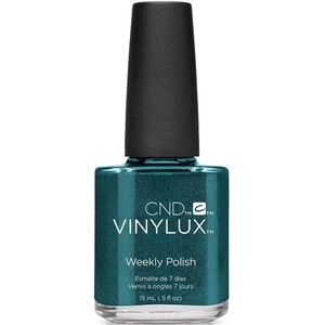 CND Vinylux Polish - Fall 2016 Craft Culture Collection - Fern Flannel 0.5 oz. - 7 Day Air Dry Nail Polish ()