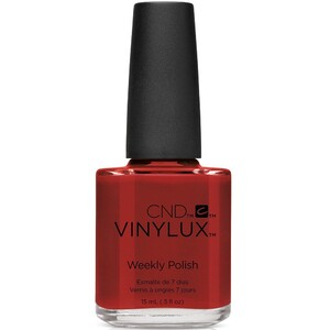 CND Vinylux Polish - Fall 2016 Craft Culture Collection - Brick Knit 0.5 oz. - 7 Day Air Dry Nail Polish ()
