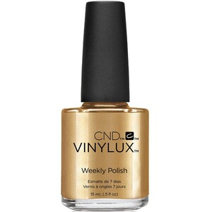 CND Vinylux Polish - Fall 2016 Craft Culture Collection - Brass Button 0.5 oz. - 7 Day Air Dry Nail Polish ()
