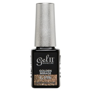 La Palm Gel II - Golden Mirage - Painted Desert Collection No Base Coat Gel Polish - 2 Step System (G196)