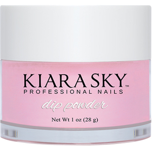 Kiara Sky Dip Powder - COTTON KISSES - D537 1 oz. (D537)