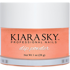 Kiara Sky Dip Powder - GETTING WARMER - D534 1 oz. (D534)