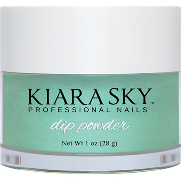 Kiara Sky Dip Powder - THE REAL TEAL - D493 1 oz. (D493)