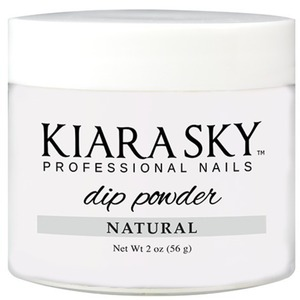 Kiara Sky Dip Powder - NATURAL 2 oz. (KSD2ozN)
