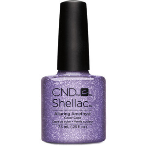 CND SHELLAC UV Color Coat - Starstruck Collection - Alluring Amethyst 0.25oz (91263)