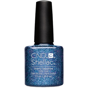 CND SHELLAC UV Color Coat - Starstruck Collection - Starry Sapphired 0.25oz (91261)