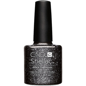 CND SHELLAC UV Color Coat - Starstruck Collection - Dark Diamonds 0.25oz (91258)