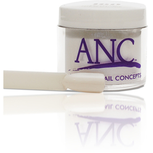 ANC Dip Powder - SNOW WHITE #160 1 oz. - part of the ANC Acrylic Nails Dipping System (ANC#160)