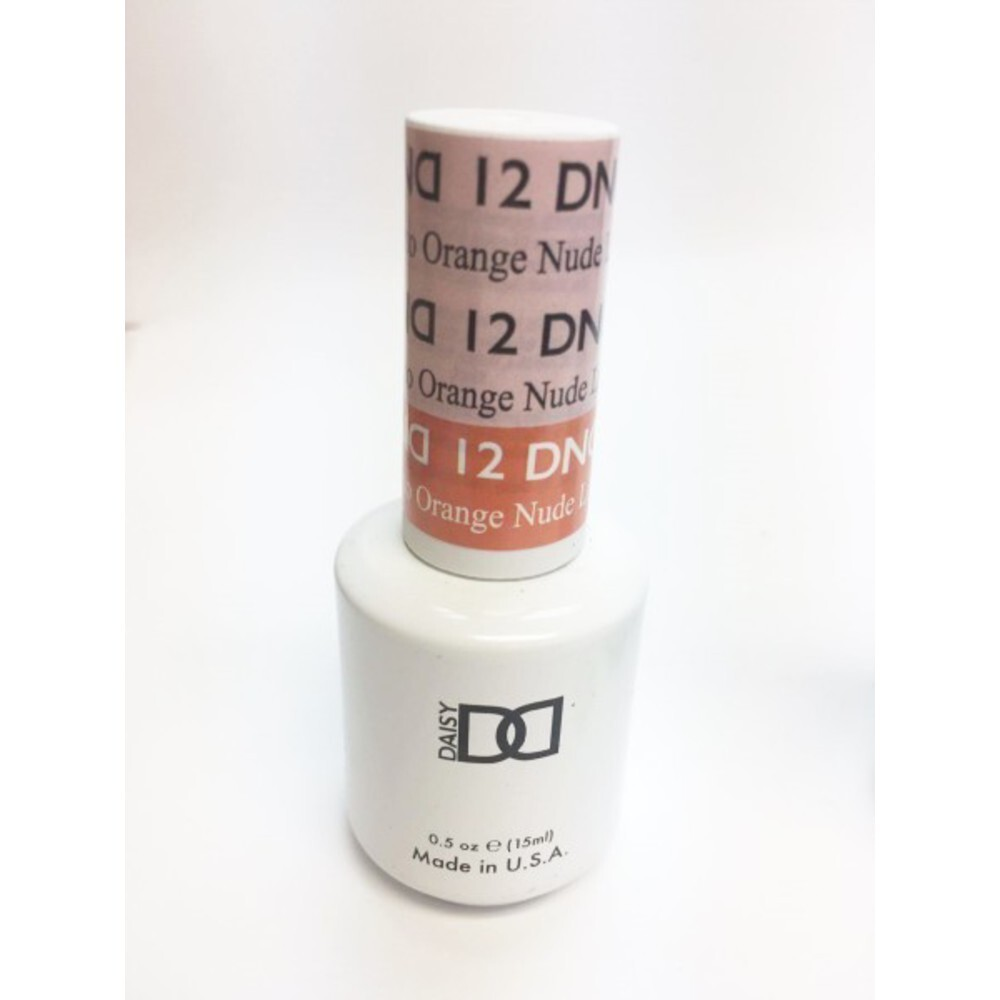 Dnd Mood Gel Polish Light Pink To Orange Mc12 0 47 Oz Mc12