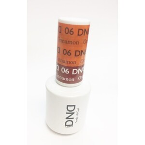 DND Mood Gel Polish - Orange to Cinnamon MC06 0.47 oz. (MC06)