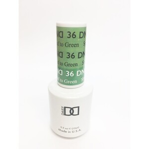 DND Mood Gel Polish - Spring Leaf to Green MC36 0.47 oz. (MC36)