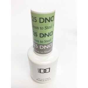 DND Mood Gel Polish - Green to Steel MC25 0.47 oz. (MC25)