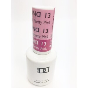 DND Mood Gel Polish - Pretty Pink to Purple MC13 0.47 oz. (MC13)