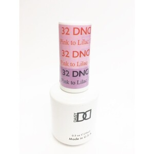 DND Mood Gel Polish - Pink to Lilac MC32 0.47 oz. (MC32)