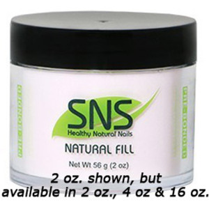SNS Natural Fill Dipping Powder - Pre-Bonded 4 oz. ()
