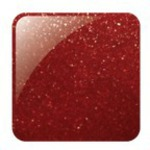 Glam and Glits Acrylic Powder 1 oz. - DIAMOND ACRYLIC COLLECTION - RUBY RED (DAC89)