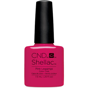 CND Shellac - Spring 2017 New Wave Collection - Pink Leggings 0.25 oz. - The 14 Day Manicure is Here! (768983)