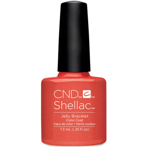 CND Shellac - Spring 2017 New Wave Collection - Jelly Bracelet 0.25 oz. - The 14 Day Manicure is Here! (768986)