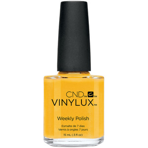 CND Vinylux - Spring 2017 New Wave Collection - Banana Clips 0.5 oz. - 7 Day Air Dry Nail Polish (767140)