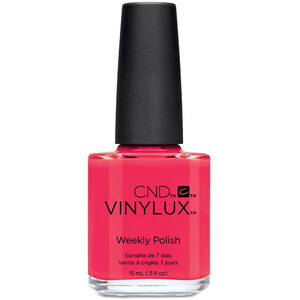 CND Vinylux - Spring 2017 New Wave Collection - Ecstacy 0.5 oz. - 7 Day Air Dry Nail Polish (767142)