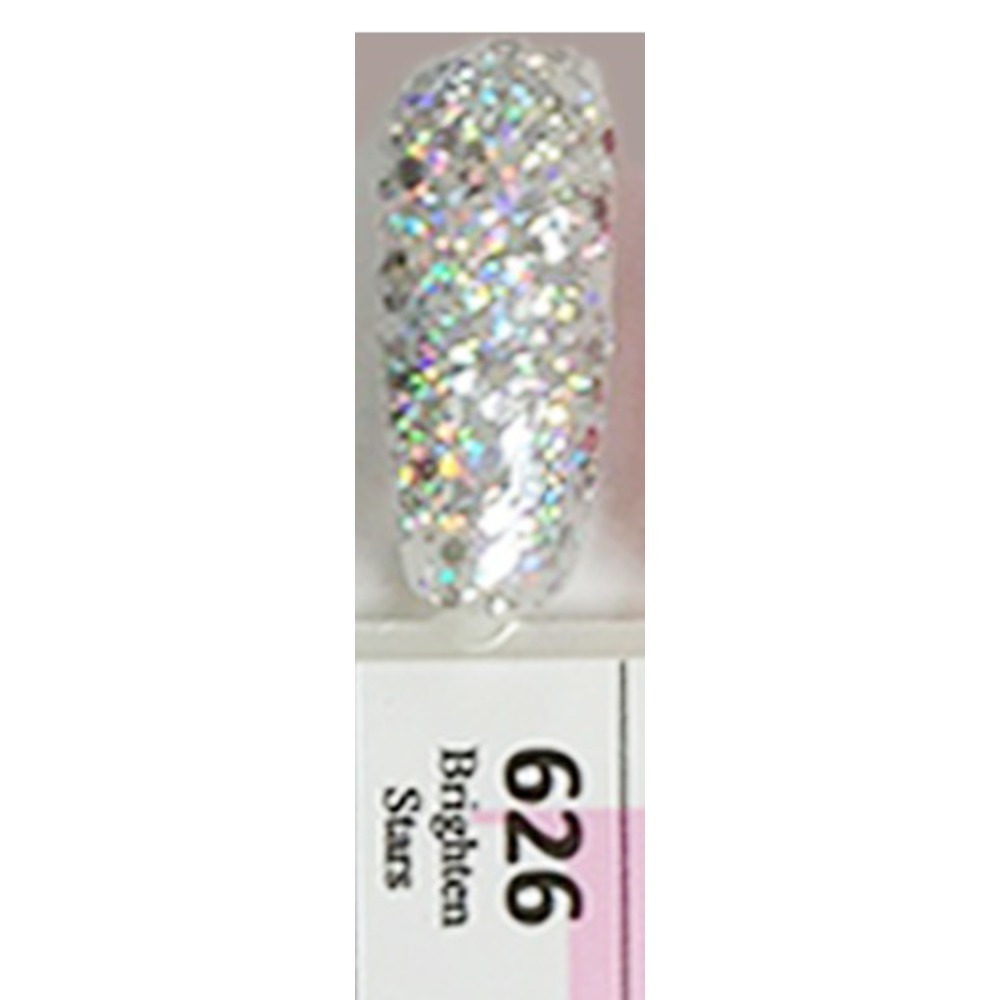 Dnd Duo Gel Pack Brighten Stars G626 1 Polish 0 47 Oz Lacquer