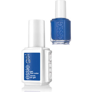 Essie Gel & Essie Lacquer Duo - Spring 2017 Collection - ALL THE WAVE - 1 Gel Nail Color + 1 Enamel Nail Color (#1052G - #1052)