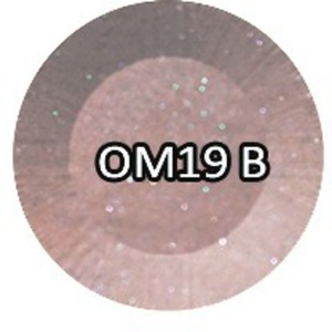 Chisel 2-in-1 Acrylic & Dipping Powder - Ombré B Collection - OM19B 2 oz. (OM19B)