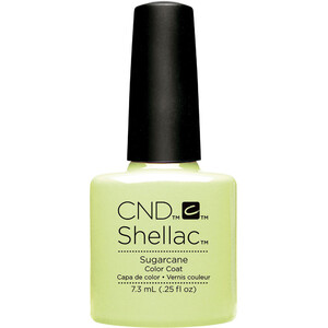 CND Shellac - Summer 2017 Rhythm & Heat Collection - Sugarcane 0.25 oz. - The 14 Day Manicure is Here! (768796)
