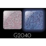 Glam and Glits Acrylic Dip Powder 1 oz. - GLOW IN THE DARK COLLECTION - STARDUST (Glitter) (GL2040)