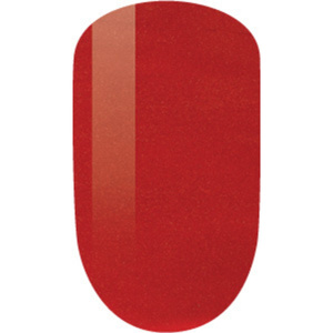 PERFECT MATCH - Soak Off Gel Polish + Lacquer - Lush Reds Collection - RED HAUTE (PMS189 - DW189)