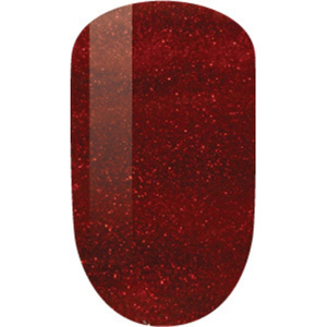 PERFECT MATCH - Soak Off Gel Polish + Lacquer - Lush Reds Collection - SCARLETT (PMS192 - DW192)