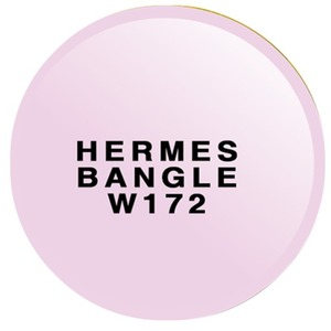 WaveGel Matching Soak Off Gel Polish & Nail Lacquer - HERMES BANGLE 0.5 oz. Each (W172)