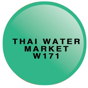 WaveGel Matching Soak Off Gel Polish & Nail Lacquer - THAI WATER MARKET 0.5 oz. Each (W171)