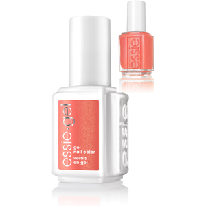 Essie Gel & Essie Lacquer Duo - Summer 2017 Collection - FONDANT OF YOU - 1 Gel Nail Color + 1 Enamel Nail Color (#1057G - #1057)