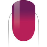 LeChat Mood Color Changing Gel Polish - WINE BERRY 0.5 oz. - 15 mL. (MPMG49)