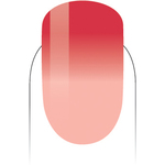 LeChat Mood Color Changing Gel Polish - CRUSHED CORAL 0.5 oz. - 15 mL. (MPMG55)