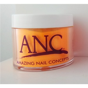 ANC Dip Powder - TOO HOT TO HANDLE #181 2 oz. - part of the ANC Acrylic Nails Dipping System (24255)