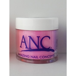 ANC Dip Powder - PRETTY IN PINK #182 1 oz. - part of the ANC Acrylic Nails Dipping System (24268)