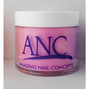 ANC Dip Powder - PRETTY IN PINK #182 2 oz. - part of the ANC Acrylic Nails Dipping System (24256)