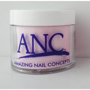 ANC Dip Powder - CRYSTAL DARK PINK #CDP02 2 oz. - part of the ANC Acrylic Nails Dipping System (CDP02)